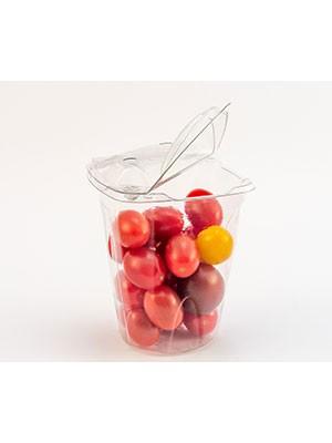 Kozarček s pokrovom za sadje in zelenjavo, art. F12/CL120